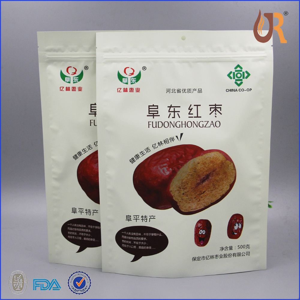 阜东红枣食品包装袋