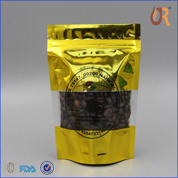 自立自封咖啡豆包装袋