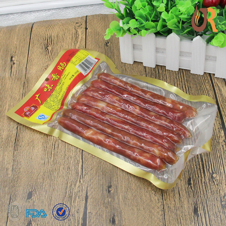 香肠肉食真空袋