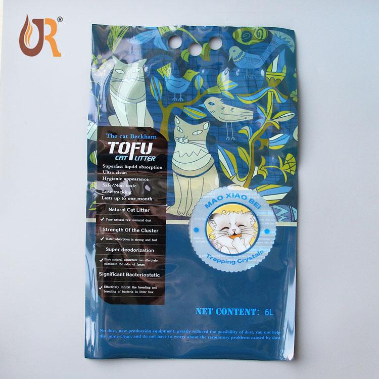 国外猫砂包装袋