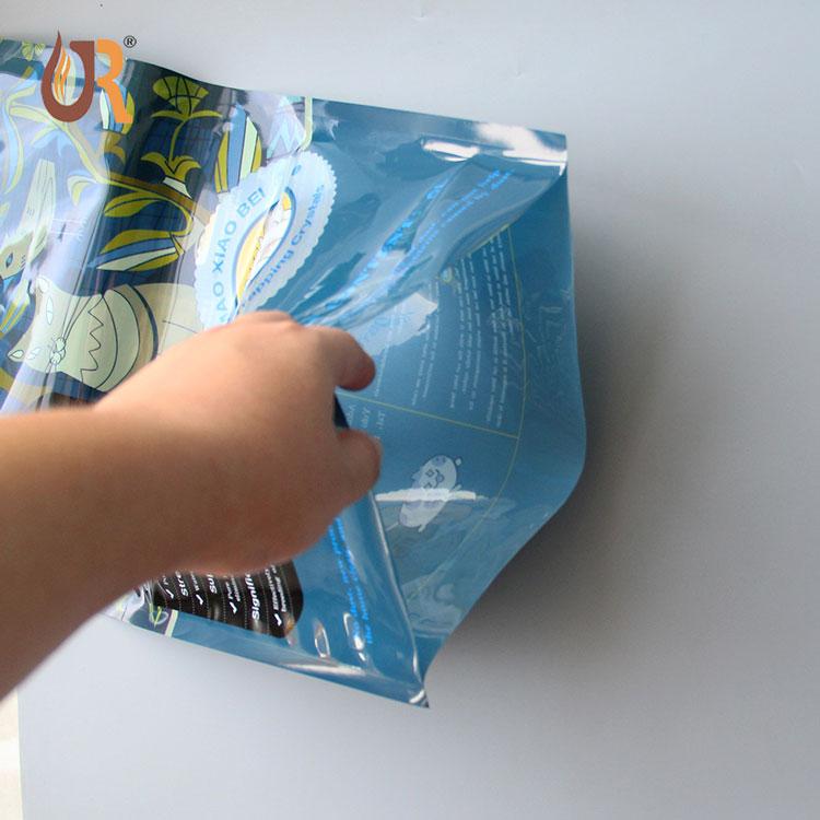 国外猫砂包装袋 -BET9九州入口_BET9九州体育_bet9九州app拉链实景图