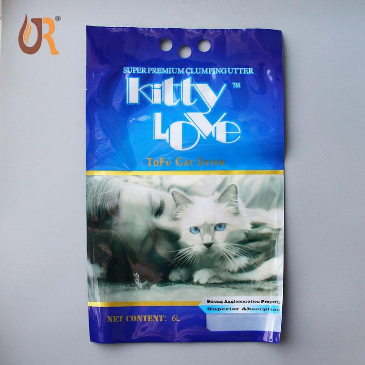 创意型猫砂包装袋