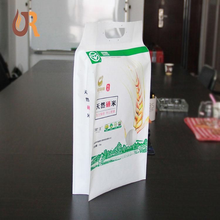 5kg开窗塑料复合大米袋
