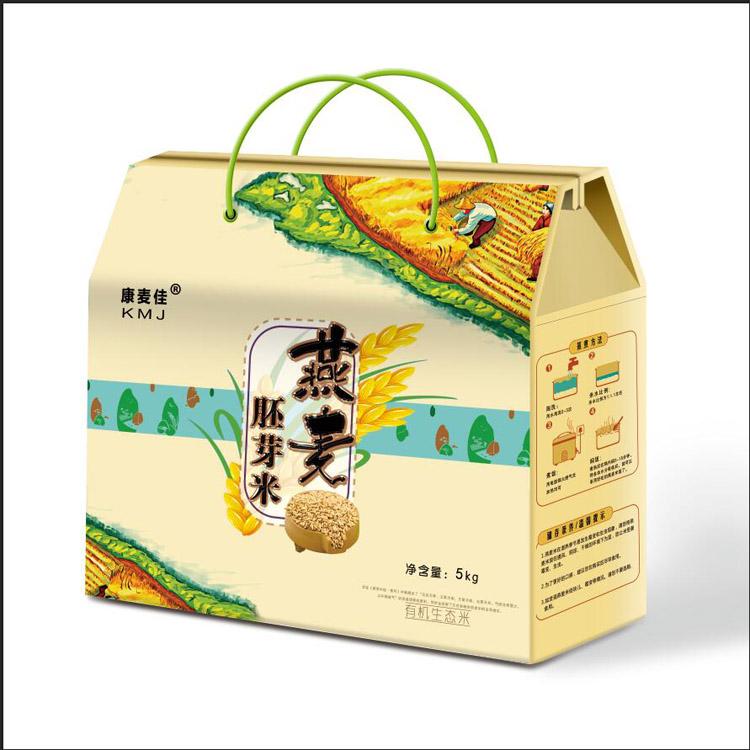 燕麦胚芽米礼盒
