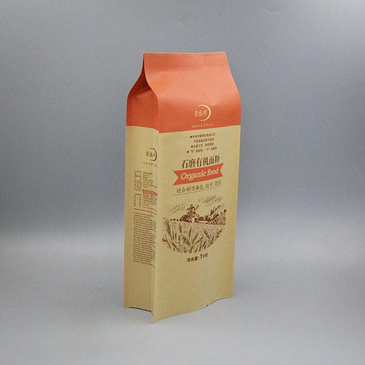 1kg牛皮纸面粉袋
