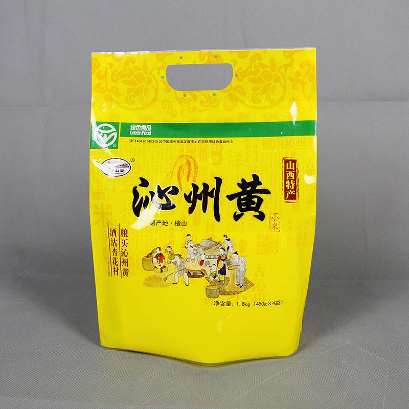 <b>黄小米包装袋</b>