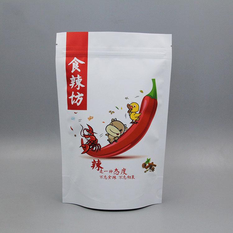 零食自立包装袋