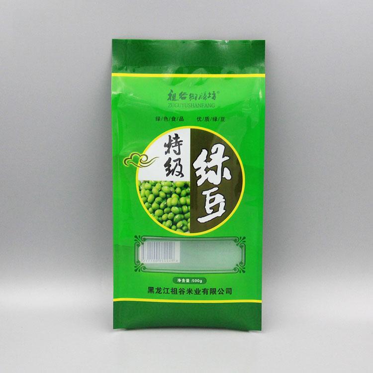 500g绿豆包装袋