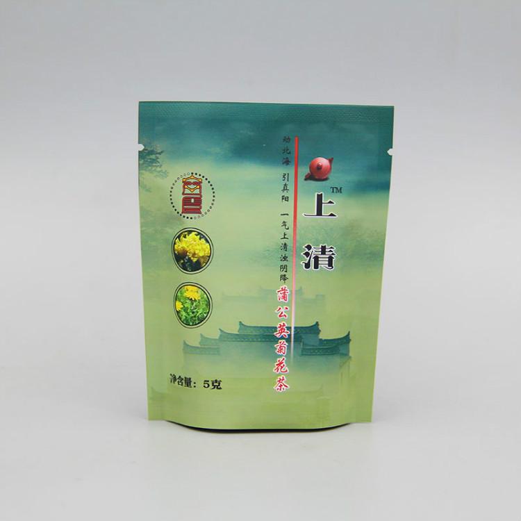 蒲公英菊花茶包装袋