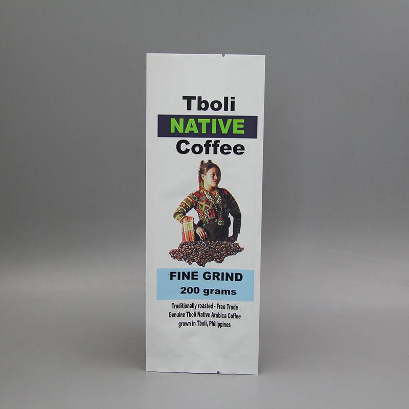 英文咖啡包装
