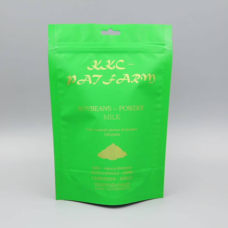 外国厂家订购的咖啡袋