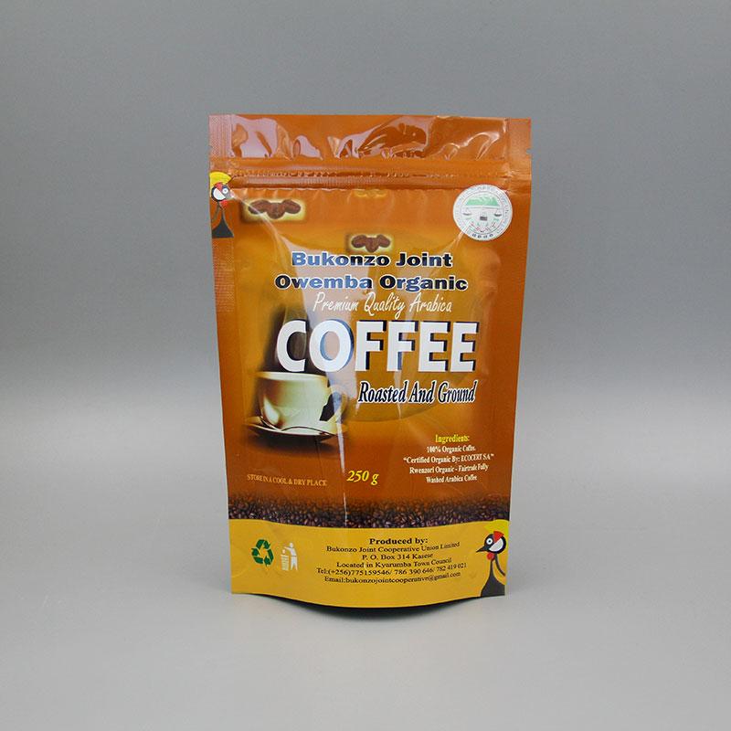 外国定制咖啡袋