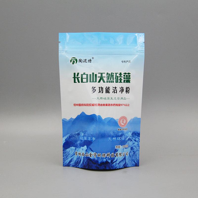 天然硅藻洁净粉铝箔袋